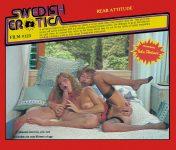 Swedish Erotica 123 Rear Attitude big poster