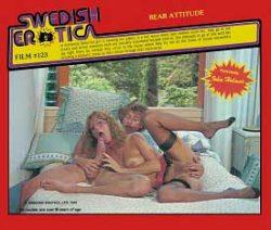 Swedish Erotica 123 Rear Attitude poster
