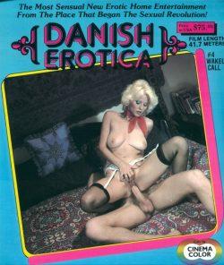 Danish Erotica 4 Wakeup Call poster