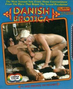 Danish Erotica 7 Her Private Secretary small poster