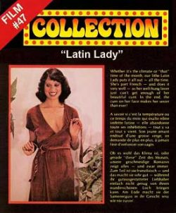 Collection Film 47 Latin Lady poster