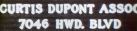 Curtis Dupont Association