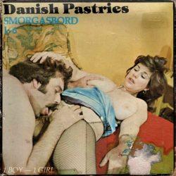 Danish Pastries Smorgasbord poster