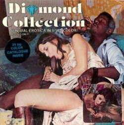 Diamond Collection 34 Big Black Cigar poster
