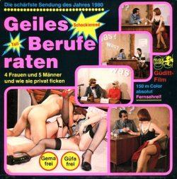 Guditt Film Geiles Beruferaten back poster