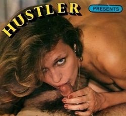 Hustler 13 Unbashful Blonde small poster