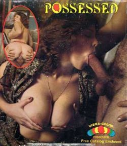 Possessed Nude Nookie small poster