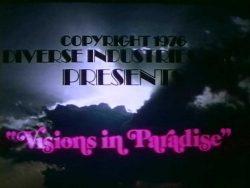 Raffaelli Visions In Paradise title screen