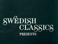Swedish Classics 107 Door To Door poster
