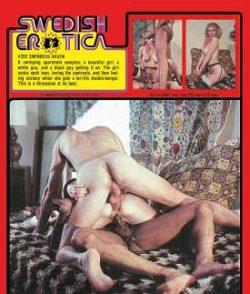 Swedish Erotica 202 Swingers Heaven small poster