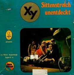 Amor Film 147 Xy Sittenstrolch Unentdeck poster
