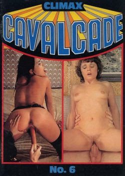 Climax Cavalcade magazine pack