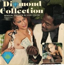 Diamond Collection 149 Mr Lucky small poster