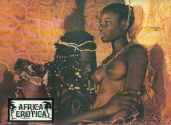 Lobby Card Africa Erotica Che Cosa Non Ha Fatto