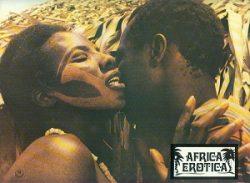 Lobby Card Africa Erotica Gli Amanti Puniti