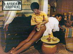 Lobby Card Africa Erotica Vendetta Di Prostituta