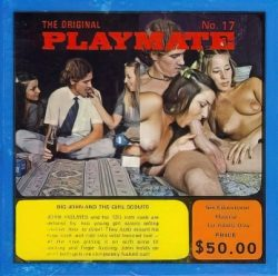 Playmate Film 17 Big John And The Girl Scouts poster