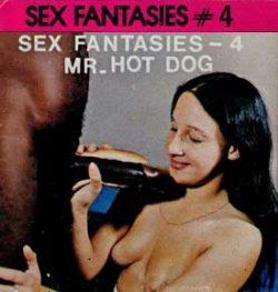 Sex Fantasies 4 Mr Hot Dog small poster