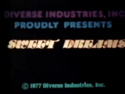 Diverse Industries Sweet Dreams poster a