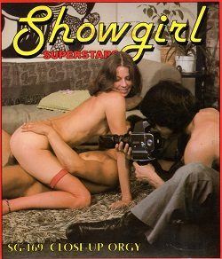 Showgirl Superstars Close Up Orgy small poster