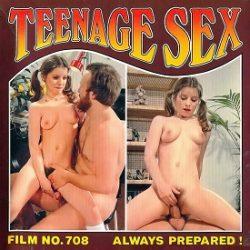 Teenage Sex Film 708 Always Prepared small poster