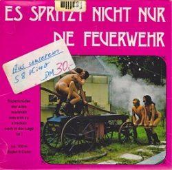 Amor Film Es Spritzt Nicht Nur Die Feuerwehr small poster