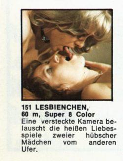 Amor Film Lesbienchen