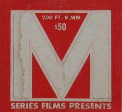 M Series Taken poster