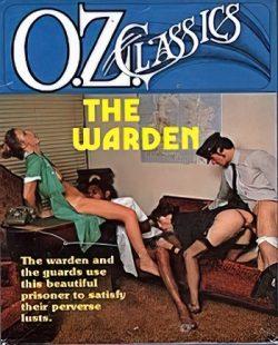 O Z Classics 31 The Warden poster