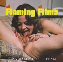 Flaming Film 512 Tina Makes Out small