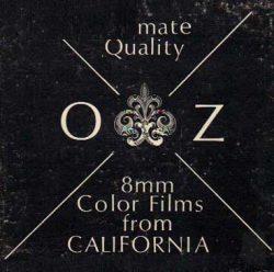 O Z Films 14 Majorettes poster