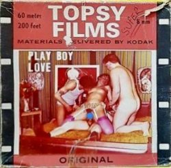 Topsy Films Playboy Love poster