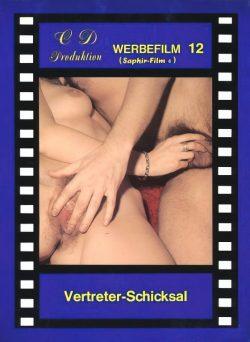 CD Werbefilm 12 Vertreter Schicksal poster