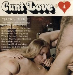 Cunt Love 4 Jacks Office small poster