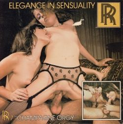 Roger Rimbaud Production 7 Champagne Orgy small poster
