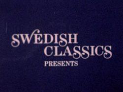 Swedish Classics 112 Champagne Playboy poster