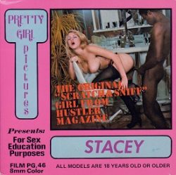Pretty Girls 46 Stacey I small poster