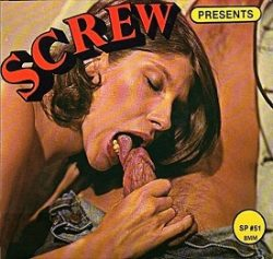 Screw 51 Hot Number small poster