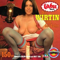 Tabu Film 83 Die Wirtin Von Der Lahn small poster