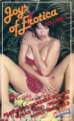Joys Of Erotica VHS Volume 1 small poster