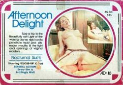 Afternoon Delight 16 Nocturnal Suck poster