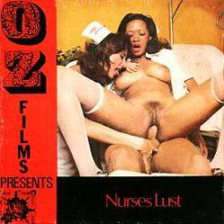 O Z Films 61 Nurses Lust poster