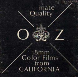 O Z Films 67 Secretary poster