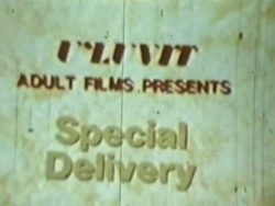 U Luv It 4 Special Delivery poster
