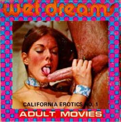 Wet Dreams California Erotics 1 poster